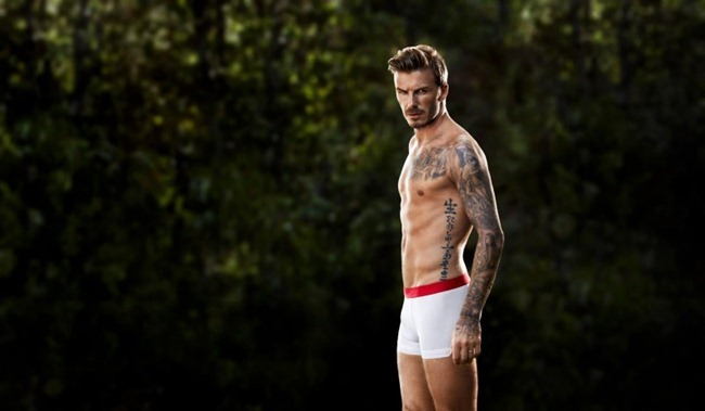 CAMPAIGN- David Beckham for H&M Bodywear 2013 by Nick Hudson. www.imageamplified.com, Image Amplified