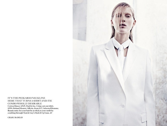 VOGUE UK- Iselin Steiro in Cut to the Chase by Craig McDean. Jane How, March 2013, www.imageamplified.com, Image Amplified (7)