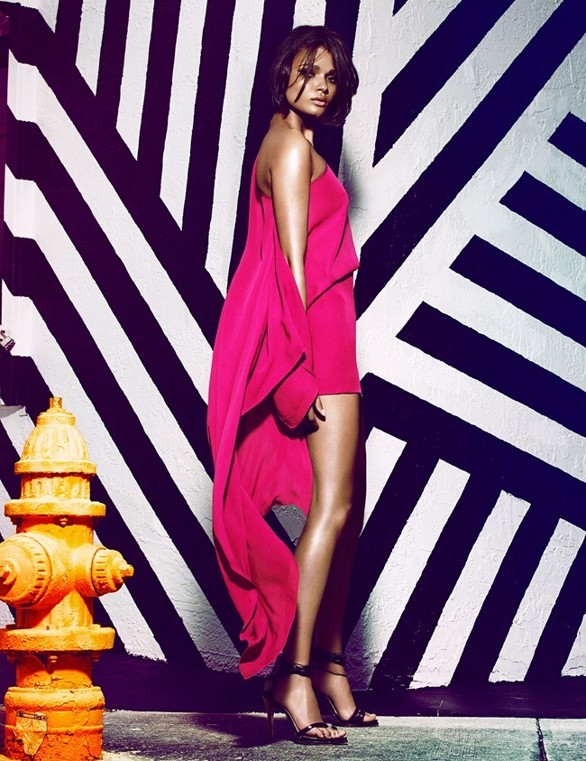 CAMPAIGN- Daniela Braga for Plein Sud Spring 2013 by Greg Kadel. www.imageamplified.com, Image Amplified (2)