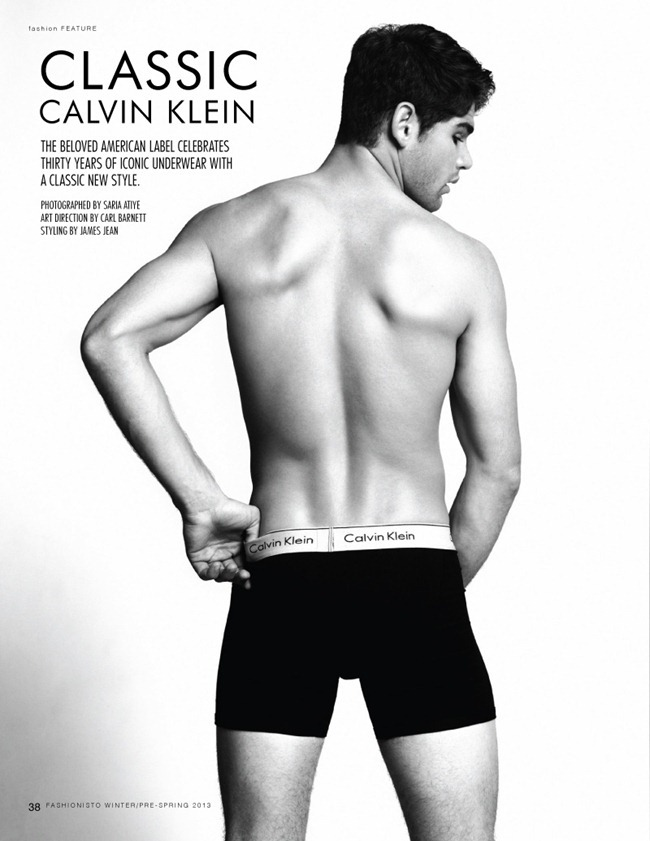 FASHIONISTO- Ryan Bertroche in Calvin Klein Classic by Saria Atiye. James Jean, www.imageamplified.com, Image Amplified