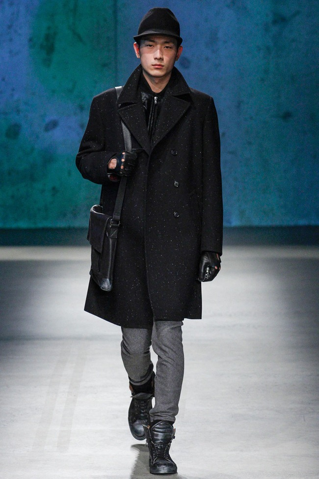 NEW YORK FASHION WEEK- Kenneth Cole Collection Men Fall 2013. www.imageamplified.com, Image Amplified (3)