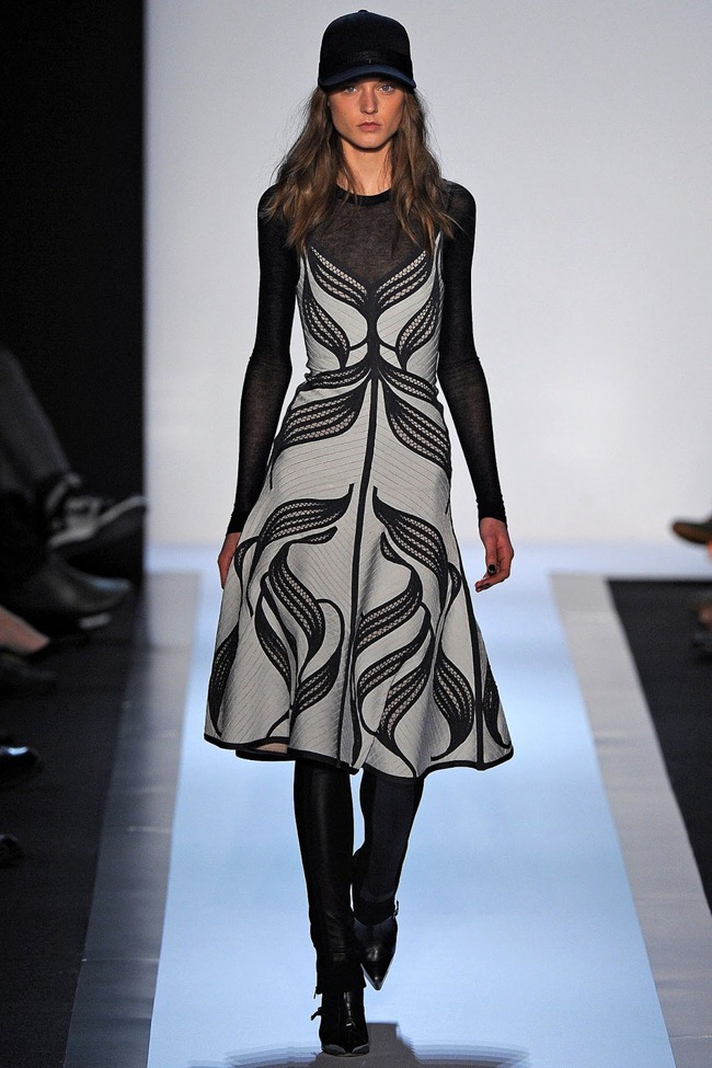 NEW YORK FASHION WEEK- Herve Leger by Max Azria Fall 2013. www.imageamplified.com, Image Amplified (2)