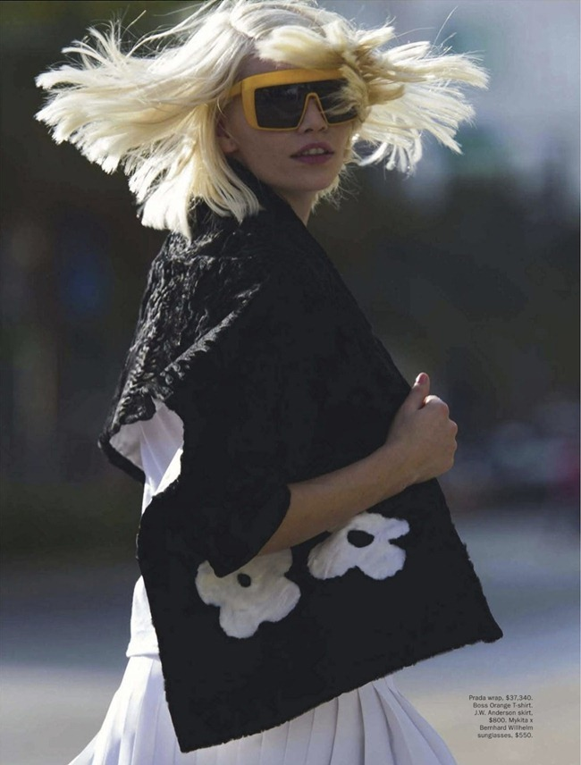 VOGUE AUSTRALIA- Aline Weber in Word on the Street by Hans Feurer. Heathermary Jackson, March 2013, www.imageamplified.com, Image Amplified (1)
