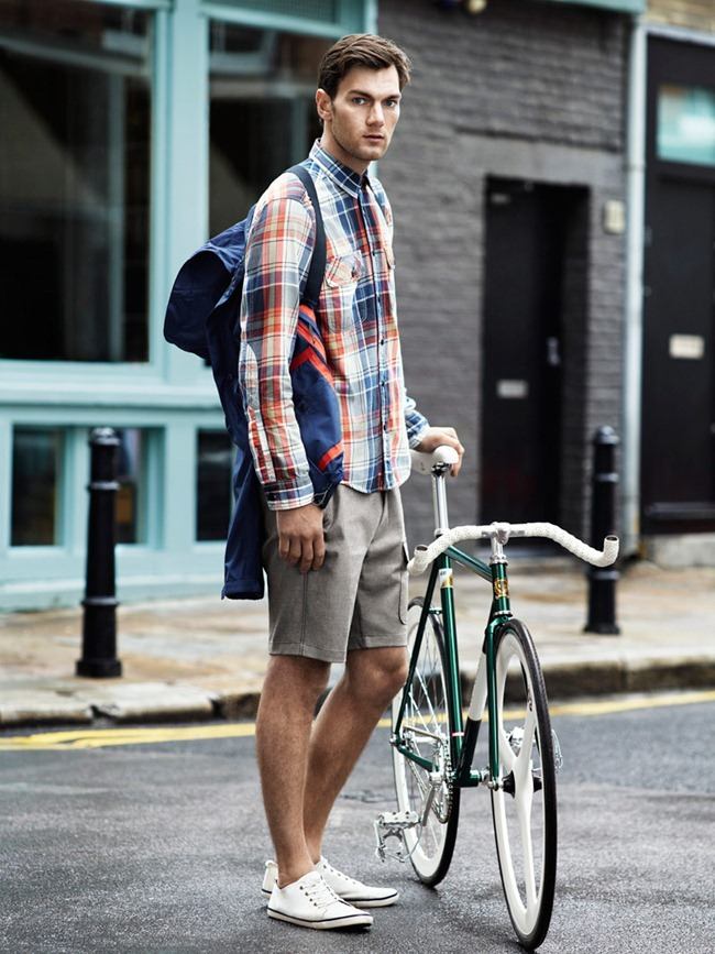CAMPAIGN- H&M for Brick Lane Bikes 2013. www.imageamplified.com, Image Amplified