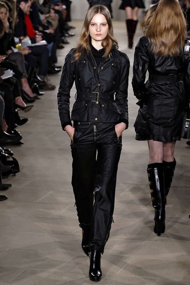 NEW YORK FASHION WEEK- Belstaff Fall 2013. www.imageamplified.com, Image Amplified (2)