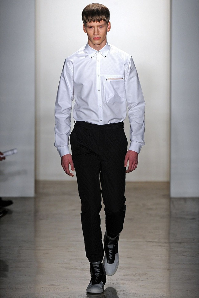 NEW YORK FASHION WEEK- Tim Coppens Fall 2013. www.imageamplified.com, Image Amplified (11)