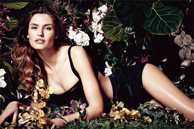 VANITY FAIR ITALIA- Bianca Balti by Vanmossevelde   N. February 2013, www.imageamplified.com, Image Amplified