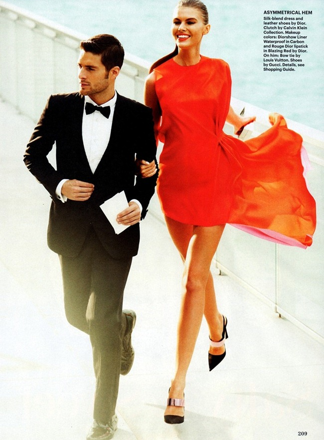 ALLURE MAGAZINE- Maryna Linchuk & Sean Altemose in A Little Latitude by Alexi Lubomirski. Jarrod Lacks, March 2013, www.imageamplified.com, Image Amplified (1)