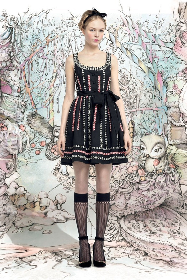 NEW YORK FASHION WEEK- Red Valentino Fall 2013. www.imageamplified.com, Image Amplified (12)