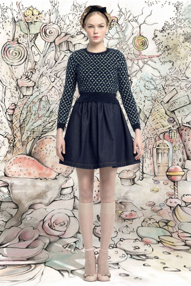 NEW YORK FASHION WEEK- Red Valentino Fall 2013. www.imageamplified.com, Image Amplified (26)