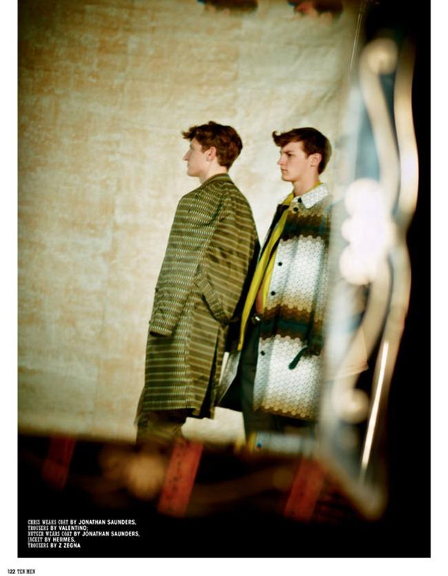 10 MEN MAGAZINE- Chris Beek & Rutger Schoone in Teenage Dream by Serge Leblon. Mattias Karlsson, Spring 2013, www.imageamplified.com, Image Amplified (10)