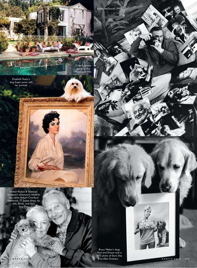 VANITY FAIR MAGAZINE- Bruce Weber's Adventures in Hollywood by Bruce Weber. March 2013, www.imageamplified.com, Image Amplified (8)