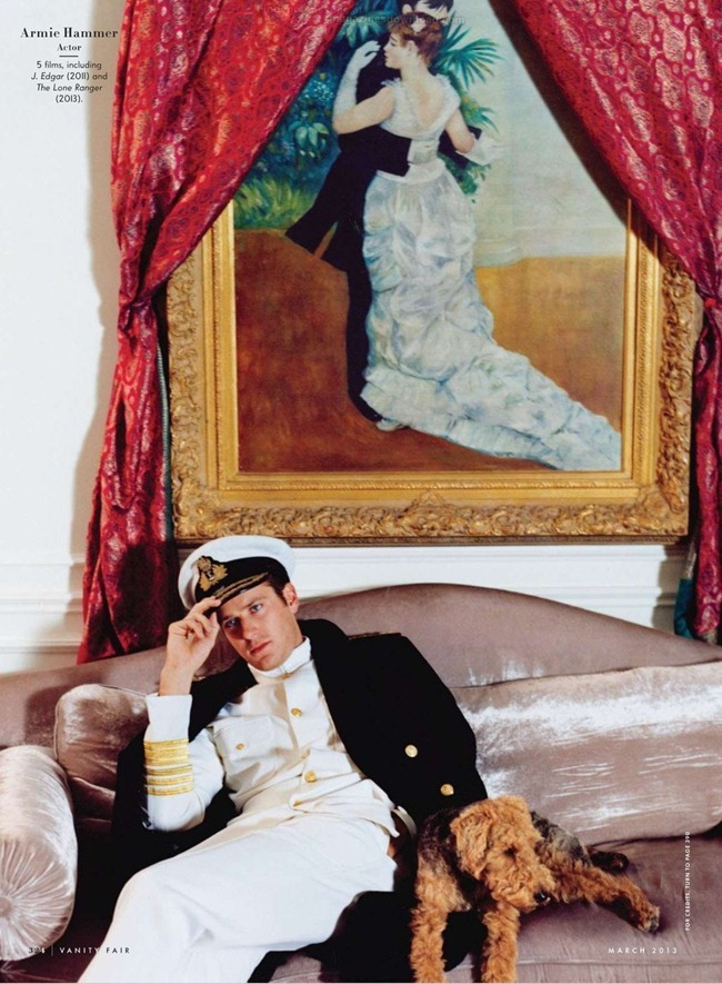 VANITY FAIR MAGAZINE- Bruce Weber's Adventures in Hollywood by Bruce Weber. March 2013, www.imageamplified.com, Image Amplified (11)
