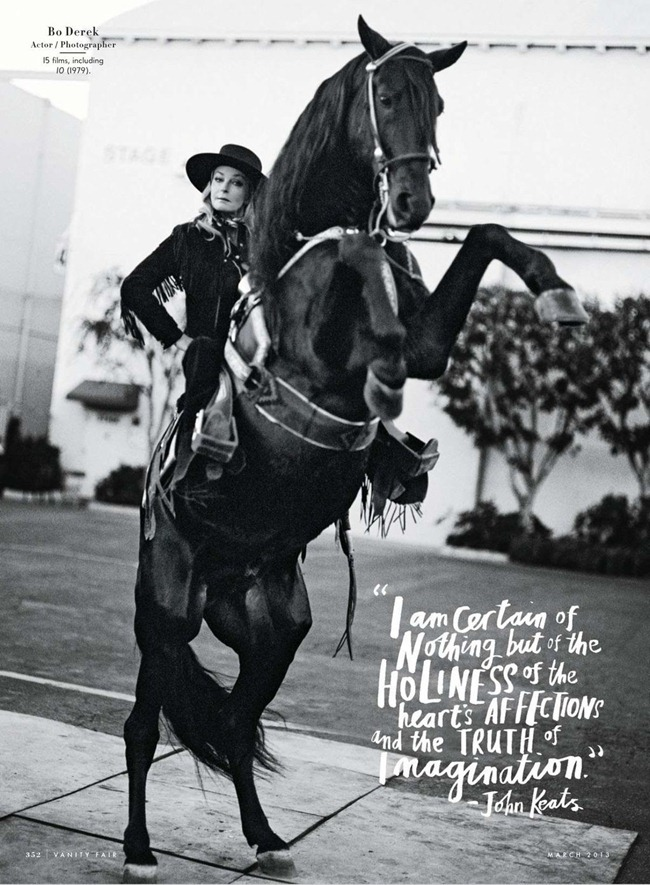 VANITY FAIR MAGAZINE- Bruce Weber's Adventures in Hollywood by Bruce Weber. March 2013, www.imageamplified.com, Image Amplified (36)