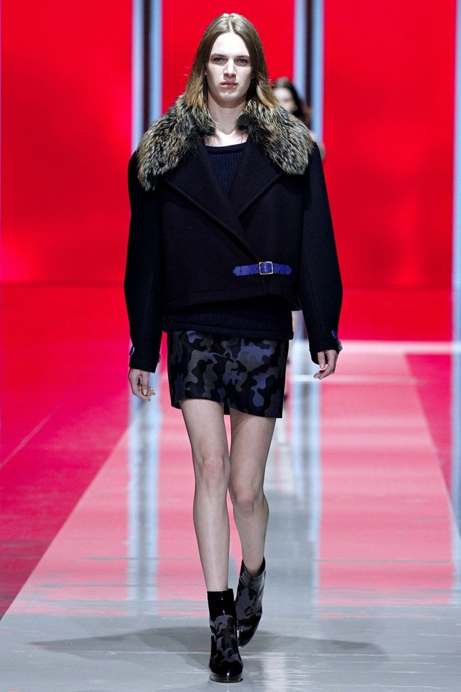 LONDON FASHION WEEK- Christopher Kane Fall 2013. www.imageamplified.com, Image Amplified (2)