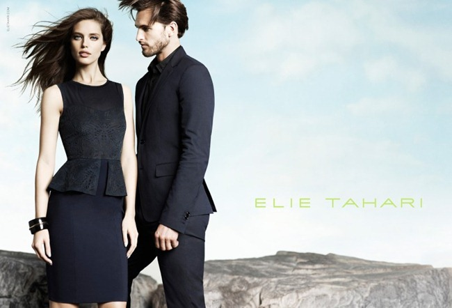 CAMPAIGN- Emily Didonato for Elie Tahari Spring 2013 by Diego Uchitel. www.imageamplified.com, Image Amplified (4)