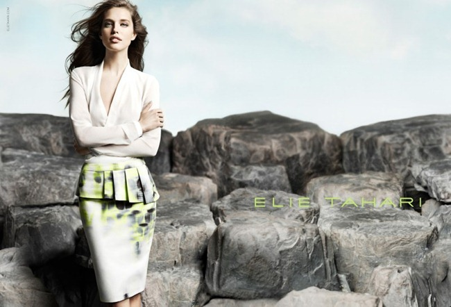 CAMPAIGN- Emily Didonato for Elie Tahari Spring 2013 by Diego Uchitel. www.imageamplified.com, Image Amplified (2)