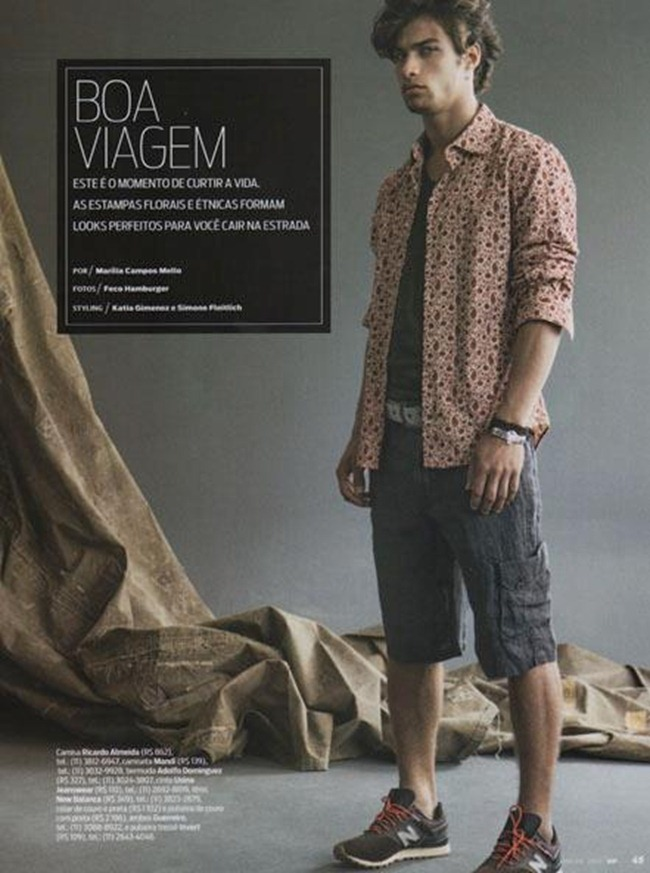 VIP MAGAZINE- Pablo Morais in Boa Viagem by Feco Hamburger. www.imageamplified.com, Image Amplified (1)