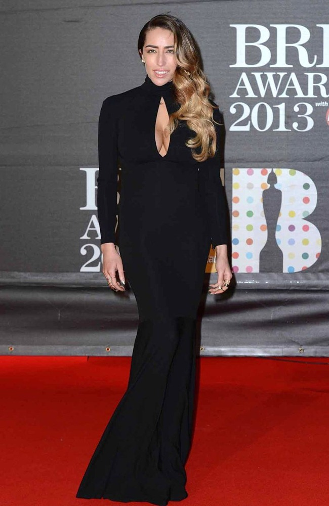 RED CARPET COVERAGE- Brit Awards 2013. www.imageamplified.com, Image Amplifie (10)