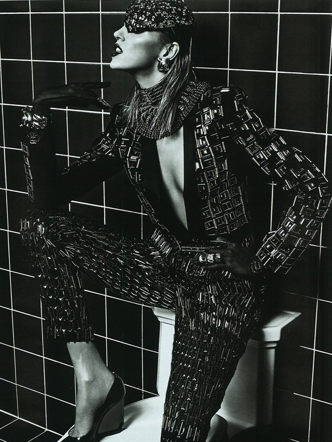 VOGUE PARIS- Anja Rubik in Do Not Disturb by Mario Sorrenti. Marie Chaix, March 2013, www.imageamplified.com, Image Amplified (5)