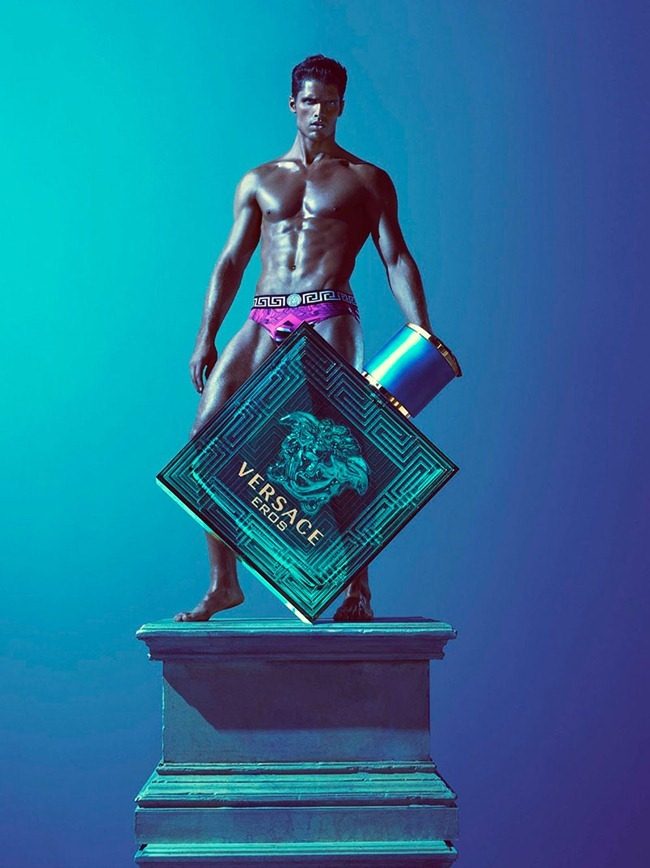 CAMPAIGN- Brian Shimansky for Versace Eros Spring 2013 by Mert & Marcus. www.imageamplified.com, Image Amplified