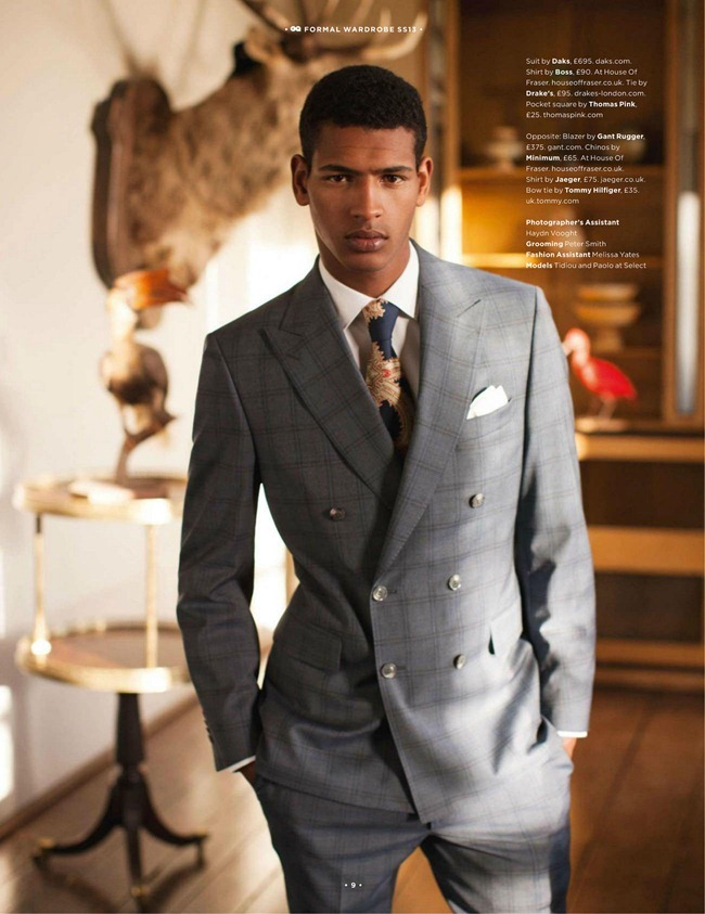 GQ UK- Perfect Specimen by Paul Smith. Jessica Punter, Spring 2013, www.imageamplified.com, Image Amplified (5)