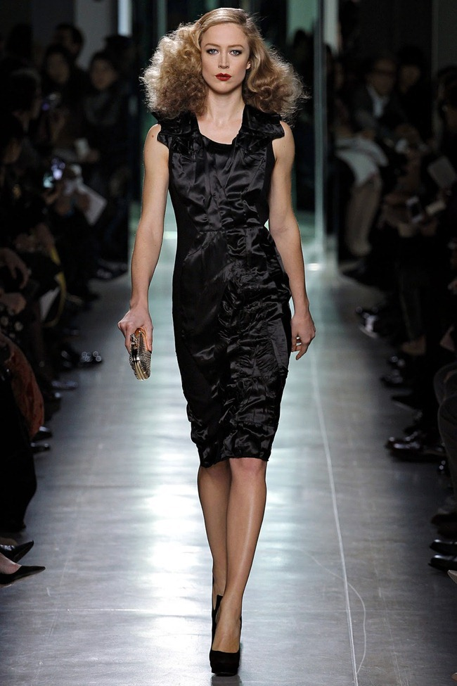 MILAN FASHION WEEK- Bottega Veneta Fall 2013. www.imageamplified.com, Image Amplified (31)