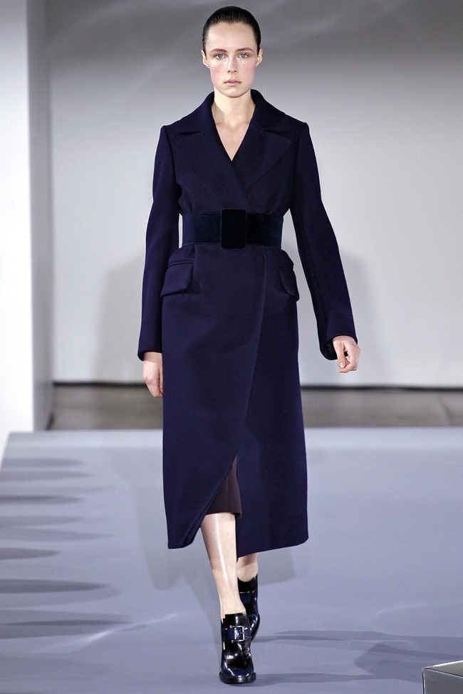 MILAN FASHION WEEK- Jil Sander Fall 2013. www.imageamplified.com, Image Amplified