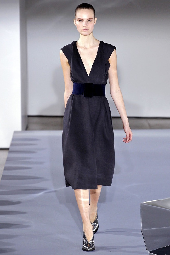 MILAN FASHION WEEK- Jil Sander Fall 2013. www.imageamplified.com, Image Amplified (3)