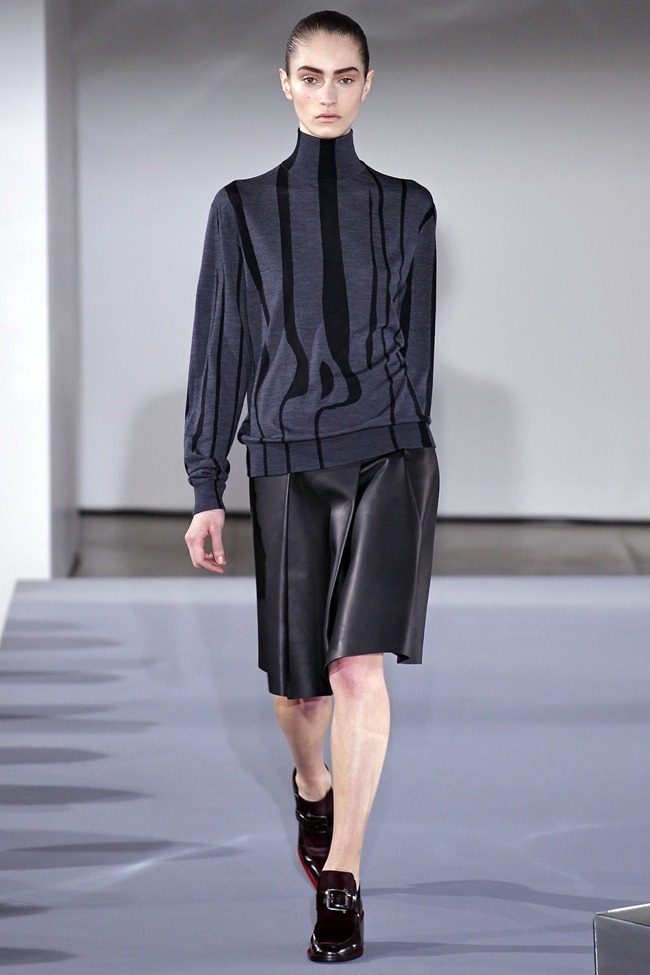 MILAN FASHION WEEK- Jil Sander Fall 2013. www.imageamplified.com, Image Amplified (7)