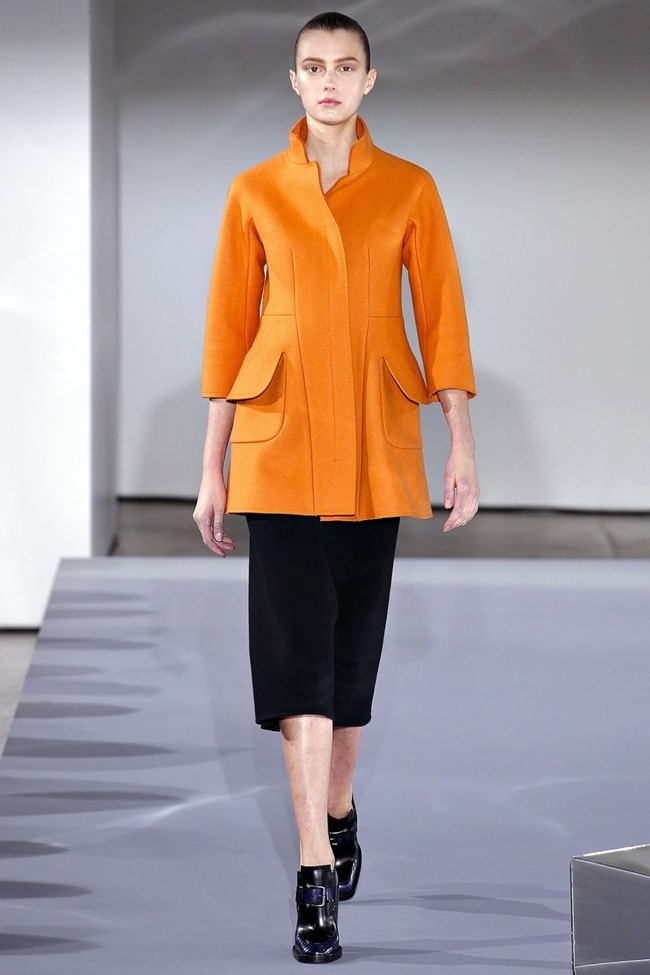 MILAN FASHION WEEK- Jil Sander Fall 2013. www.imageamplified.com, Image Amplified (11)