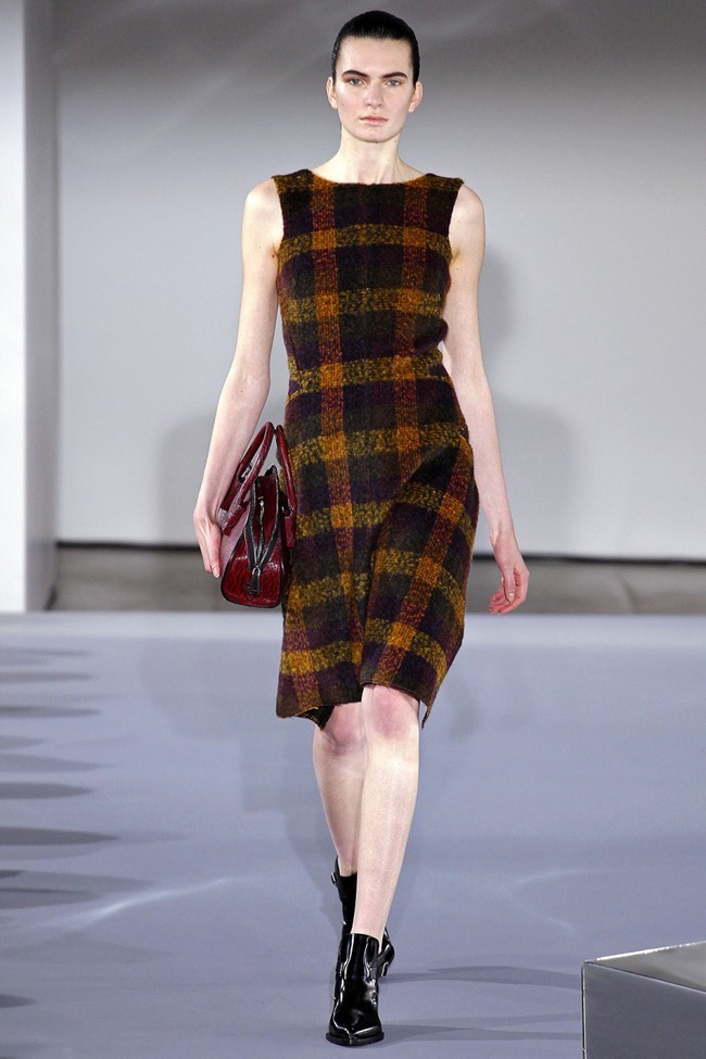 MILAN FASHION WEEK- Jil Sander Fall 2013. www.imageamplified.com, Image Amplified (12)