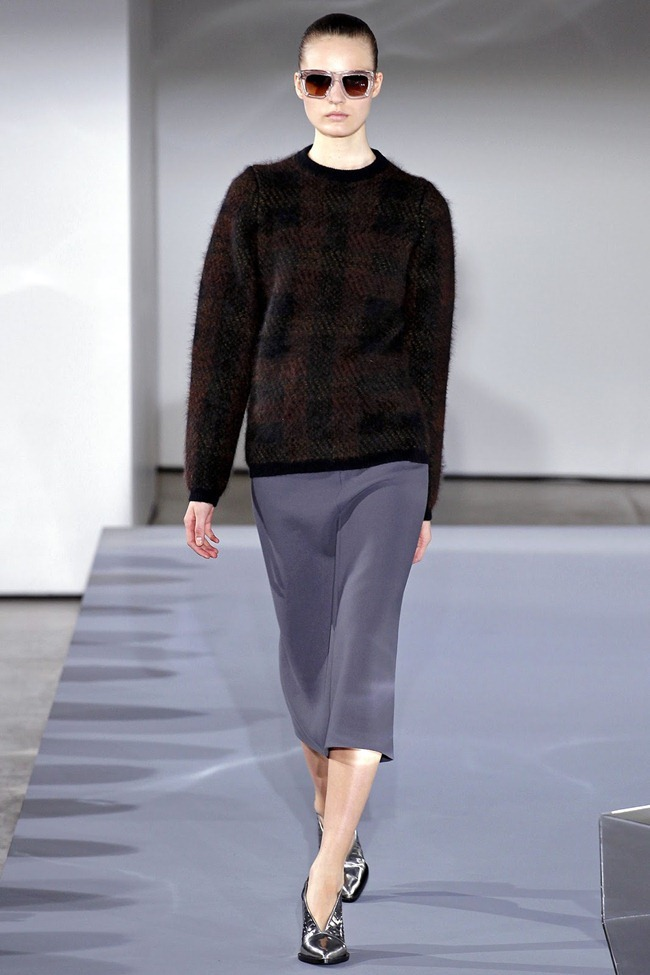 MILAN FASHION WEEK- Jil Sander Fall 2013. www.imageamplified.com, Image Amplified (20)