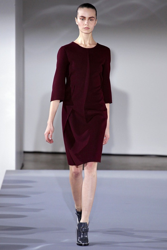 MILAN FASHION WEEK- Jil Sander Fall 2013. www.imageamplified.com, Image Amplified (21)