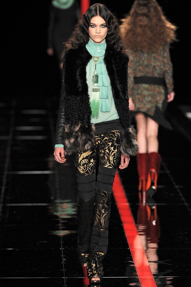 MILAN FASHION WEEK- Just Cavalli Fall 2013. www.imageamplified.com, Image Amplified (13)