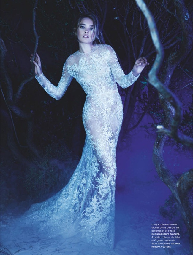 NUMERO MAGAZINE- Natalia Vodianova in La Couture Enchantee by Karl Lagerfeld. Vanessa Metz, March 2013, www.imageamplified.com, Image Amplified (10)