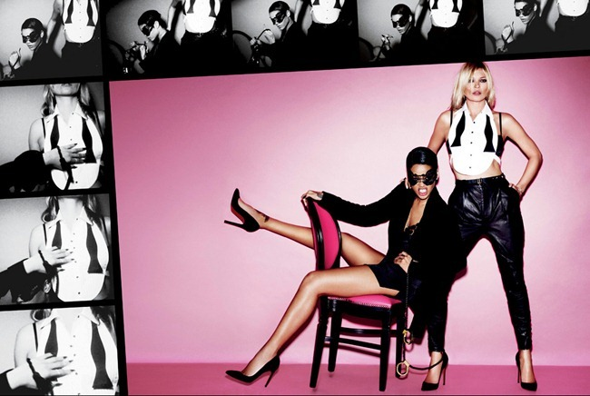 V MAGAZINE- Kate Moss & Rihanna by Mario Testino. Spring 2013, www.imageamplified.com, Image Amplified (2)
