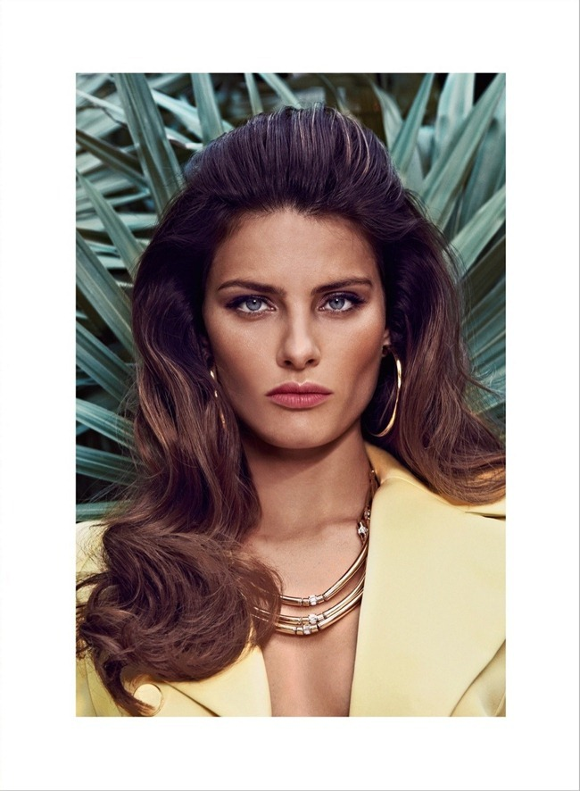 VOGUE MEXICO- Isabeli Fontana by Koray Birand. Sarah Gore Reeves, March 2013, www.imageamplified.com, Image Amplified (8)