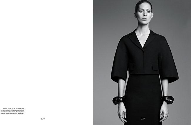 THE GENTLEWOMAN- Iselin Steiro in New Lady by Karim Sadli, Spring 2013, www.imageamplified.com, Image Amplified (1)