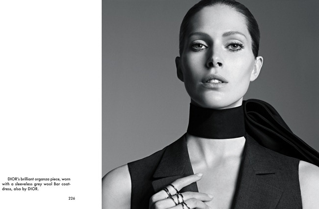 THE GENTLEWOMAN- Iselin Steiro in New Lady by Karim Sadli, Spring 2013, www.imageamplified.com, Image Amplified (6)