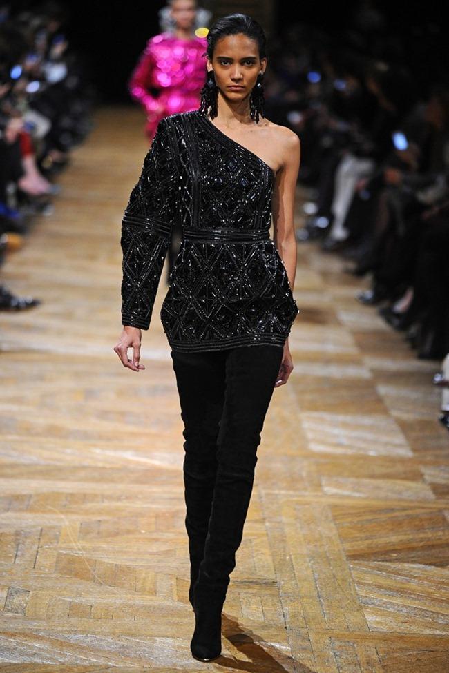 PARIS FASHION WEEK- Balmain Fall 2013. www.imageamplified.com, Image Amplified (11)