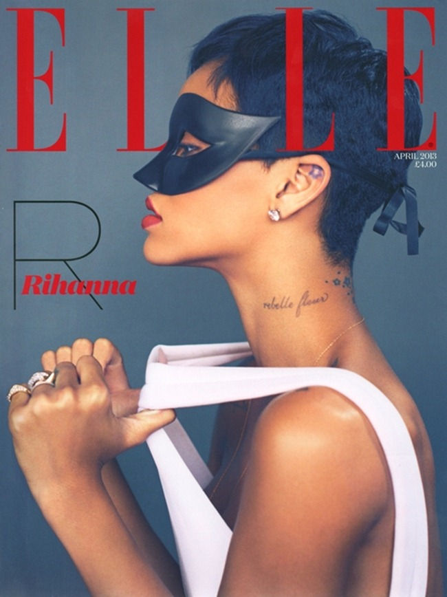 ELLE UK- Rihanna by Mariano Vivanco. April 2013, www.imageamplified.com, Image Amplified (2)