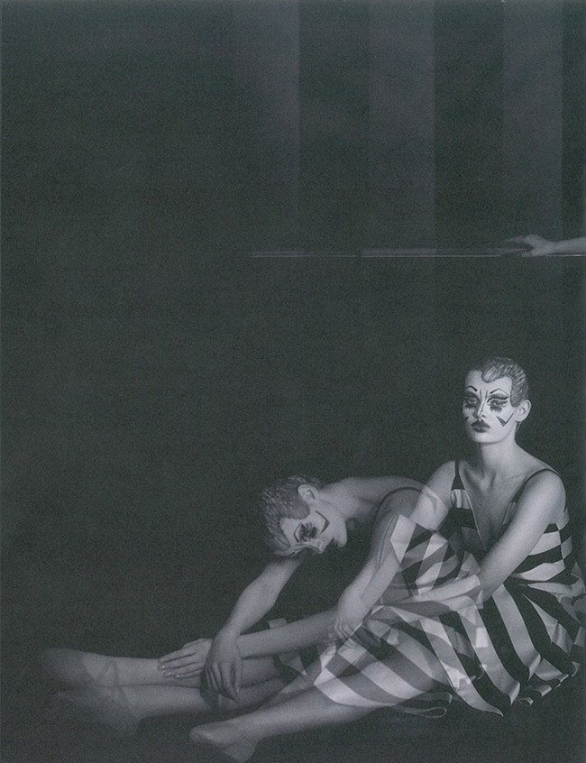 CR FASHION BOOK- Sam Rollinson & Stef van der Laan in High Performance by Sara Vanderbeek. Carine Roitfeld, Spring 2013, www.imageamplified.com, Image Amplified (4)