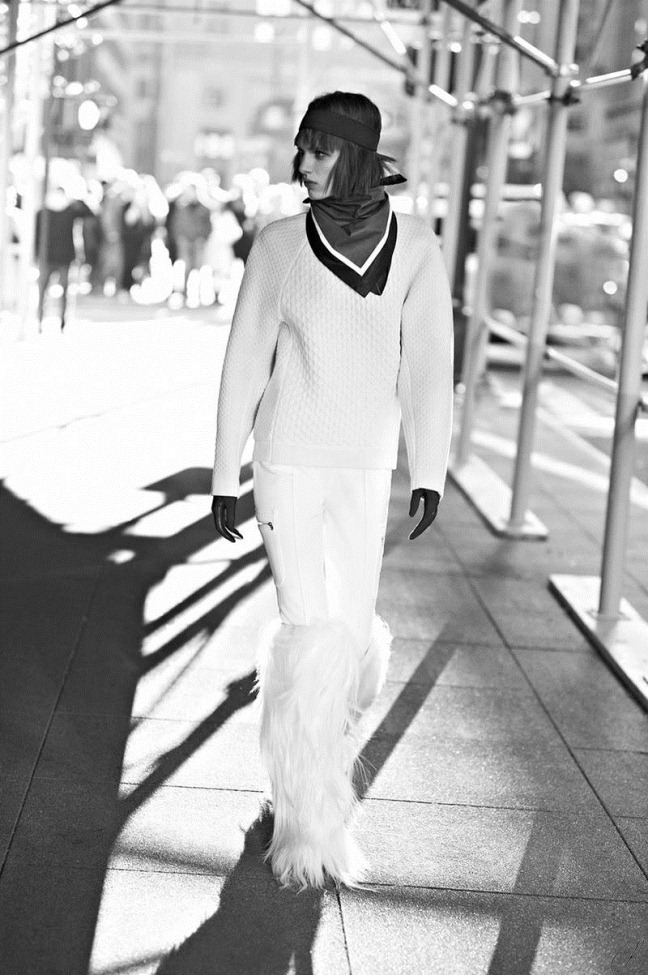 CR FASHION BOOK- Ashleigh Good in City Slope by Paul Maffi. Carine Roitfeld, Spring 2013, www.imageamplified.com, Image Amplified (7)