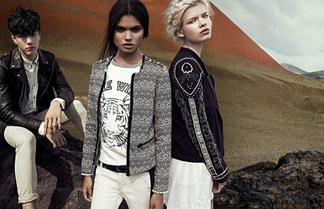 CAMPAIGN- Daniela Braga for Pull & Bear Spring 2013. www.imageamplified.com, Image Amplified (3)