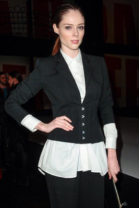 UPDATE/FRONT ROW: Jean Paul Gaultier Fall 2013 Ready-to-Wear