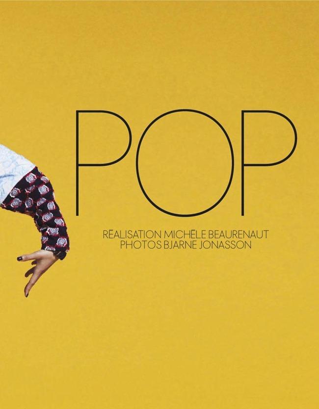 ELLE FRANCE- Xiao Wen Ju in Pop by Bjarne Jonasson. Michele Beaurenaut, February 2013, www.imageamplified.com, Image Amplified (2)