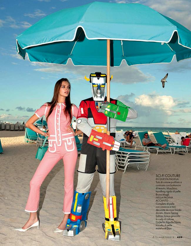 ELLE ITALIA- Mina Cvetkovic in I, Robot by Marcelo Krasilcic. Alberto Zanoletti, March 2013, www.imageamplified.com, Image Amplified (10)