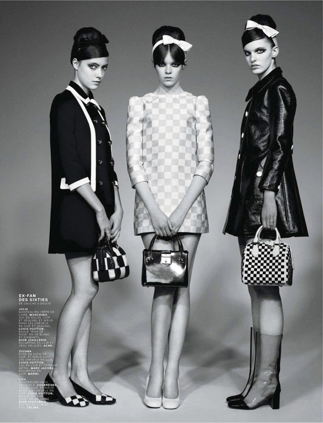 JALOUSE MAGAZINE- Sisters by Bjarne Jonasson. Anne Sophie Thomas, March 2013, www.imageamplified.com, Image Amplified (1)