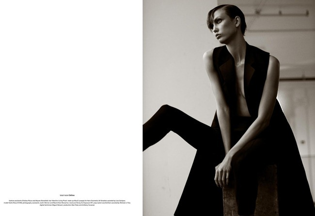 MUSE MAGAZINE- Karlie Kloss by Mariano Vivanco. Beth Fenton, Spring 2013, www.imageamplified.com, Image Amplified (12)